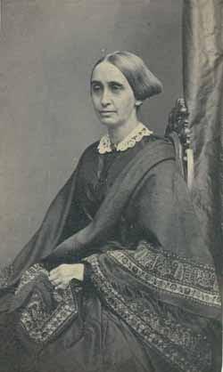 Portrait of Mary Grew