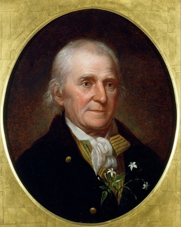 Portrait of William Bartram by Charles Wilson Peale, 1808 (Image: Independence National Historical Park)