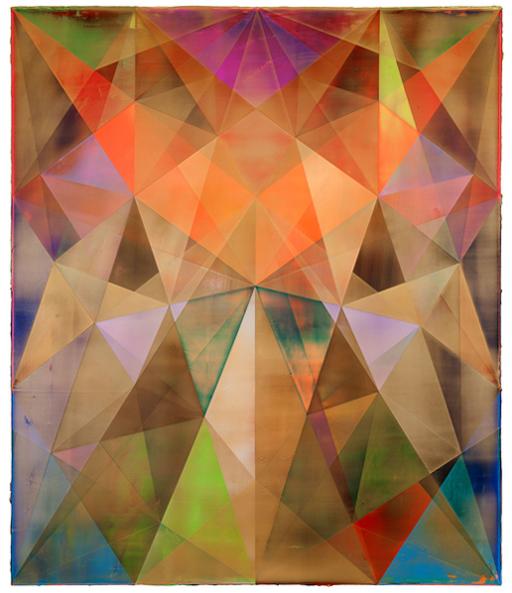 Spiritual Amnesia , 2012 Acrylic on canvas