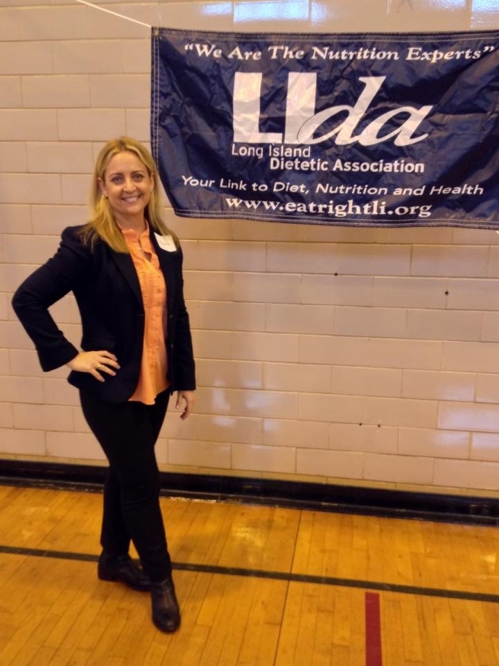LI Dietetic Association's Healthy Food and Nutrition Expo, 3/29