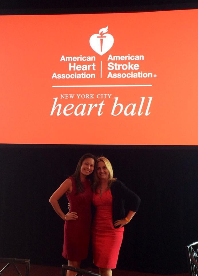 AHA Heart Ball, May 2014