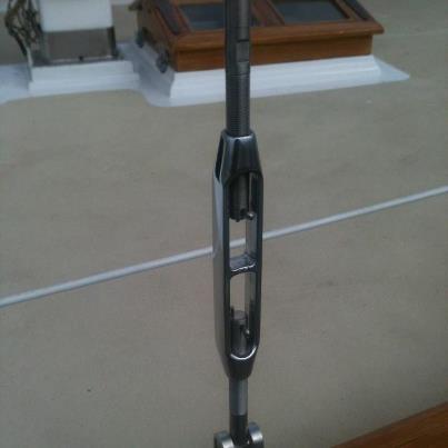 Hardin 45 standing rigging