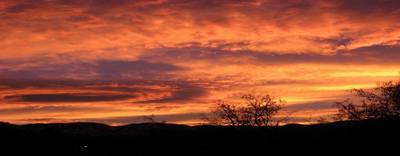 Sunrise over Rotary Park -  Neil Schwartz