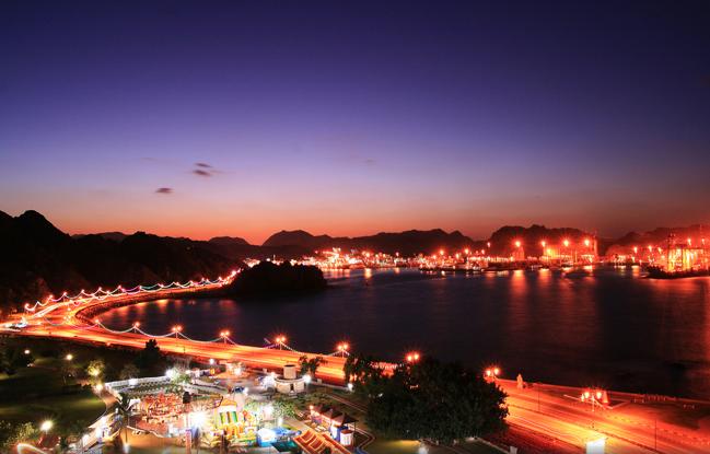 Muttrah Corniche, Muscat, Oman. (photo credit: canon_shooter92)