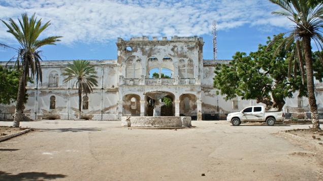 City Hall, Mogadishu, Somalia (photo credit: Sutika Sipus 2012)