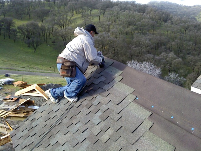 New Roof Install by Ved's Roofing