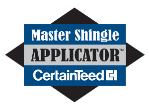 Ved's Roofing is a CertainTeed Master Shingle Applicator.