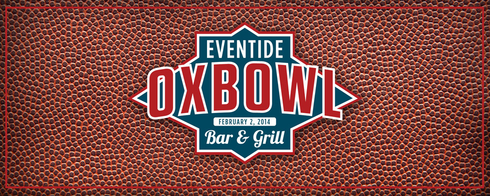 Custom pigskin imagery for Eventbrite and Facebook pages? Damn right.