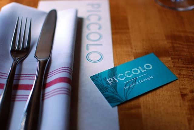 Congrats to one of our first restaurant clients  @piccolomaine on their stellar 4.5 star review featured in the @portlandpressherald.⁣ .⁣ #brandsmithery #design #branding #portlandmaine