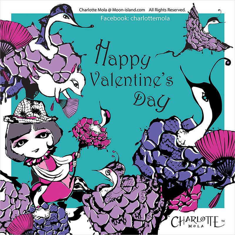 "#   0009, Rose-bird, Seasonal- Valentine's Day Moon-Island 裏有好多Rose-Bird, 就好像野玫瑰般遍佈不同角落。他們聰明善良,擁有靈巧的咀巴,若你內心有難以啓齒的說話想講, 可以摘下一朵向他說一次,之後他就會飛到你想傳達的對象前講出來! 今天是情人節!你內心有什麼想向別人講?沒有遇到Rose-bird的你,不仿鼓起勇氣向對方說一次。真心真意的內心話,永遠比物質和消費來得更可貴!情人節是個""愛""的季節,這份愛不應只局限於男女之情,更應包括所有你愛,你在乎的親人和朋友,讓我們一起重新思考情人節的意義。 Happy Valentine's Day! 你們都是我在乎的人!謝謝你們在我人生出現,令我活得更精彩!"
