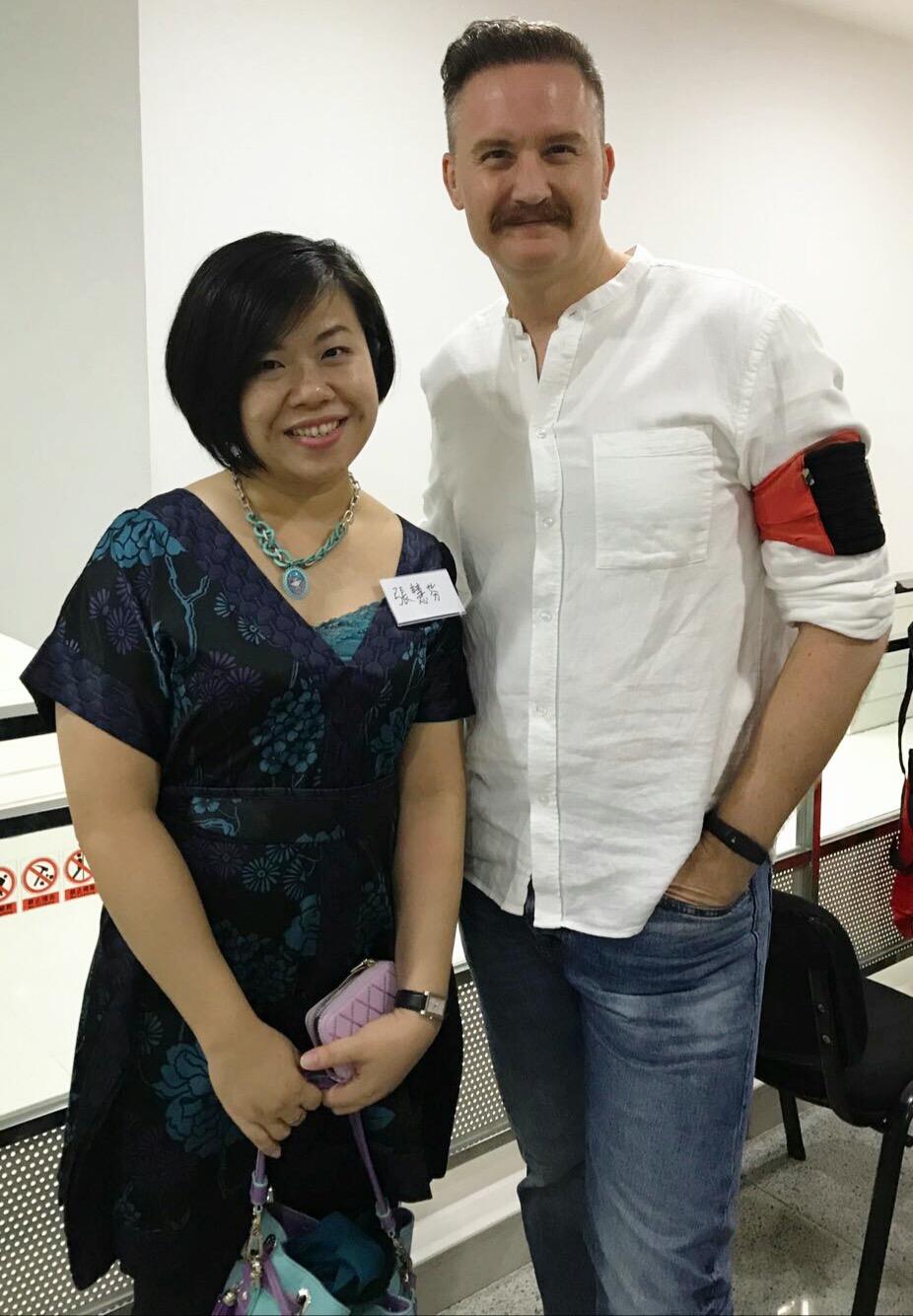 香港電視藝員:布韋傑