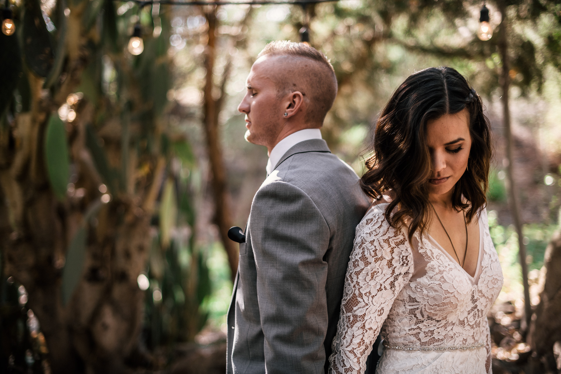 bride and groom at rustic Pymm ranch wedding venue in Winchester California