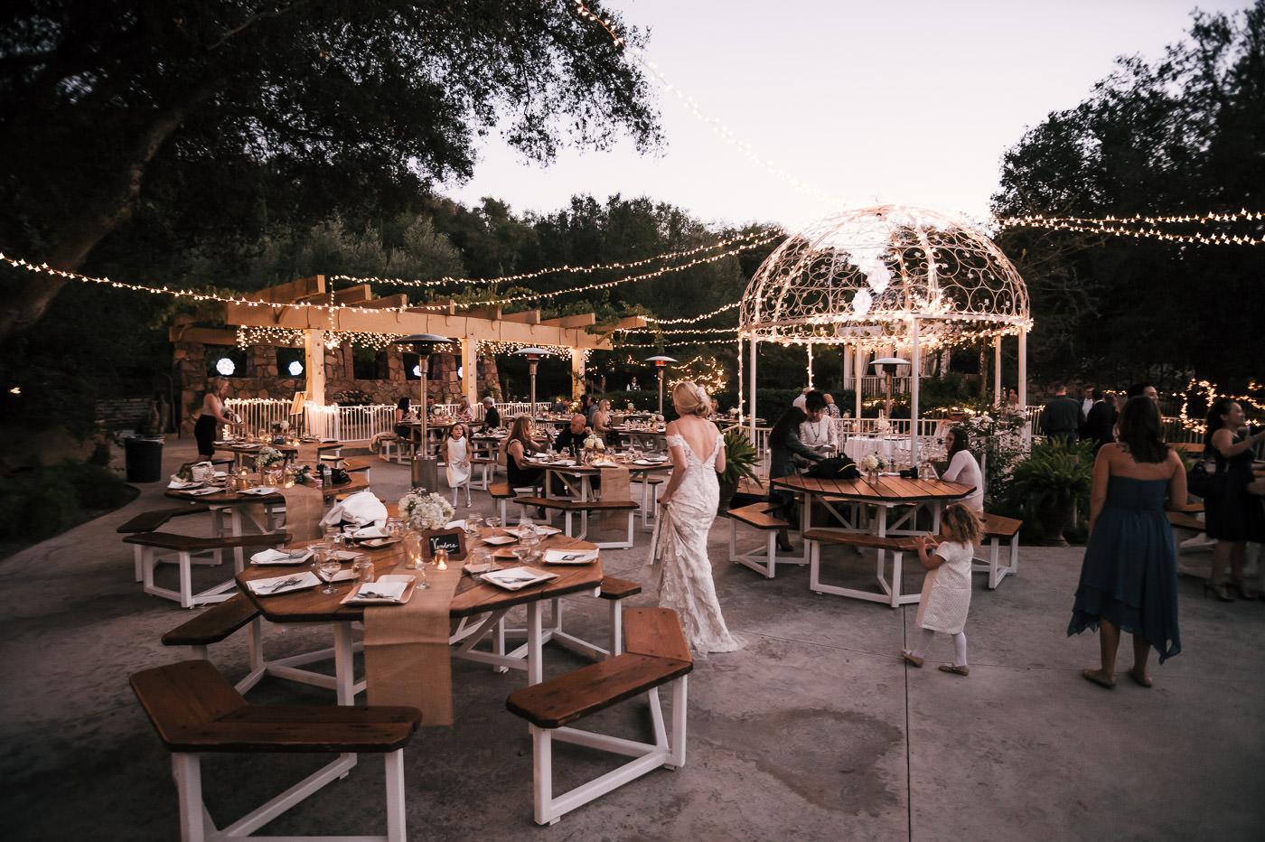 beautiful wedding venue in temecula california the whispering oaks terrace