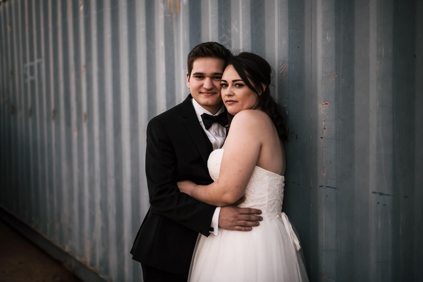Classic wedding portrait taken by photographer in Temecula California.