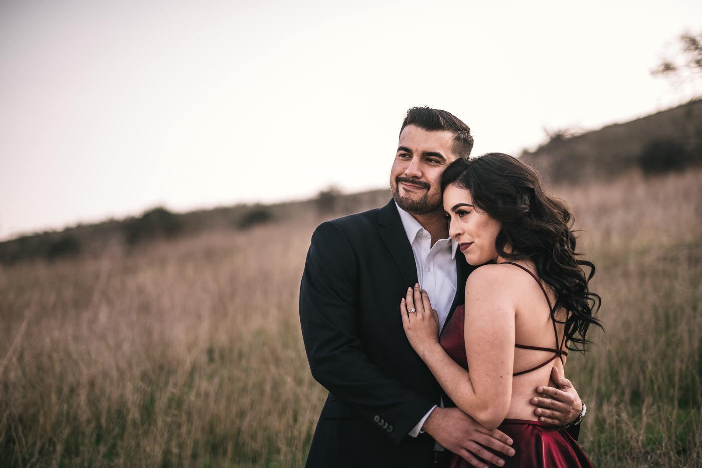 Southern California engagement photographer.