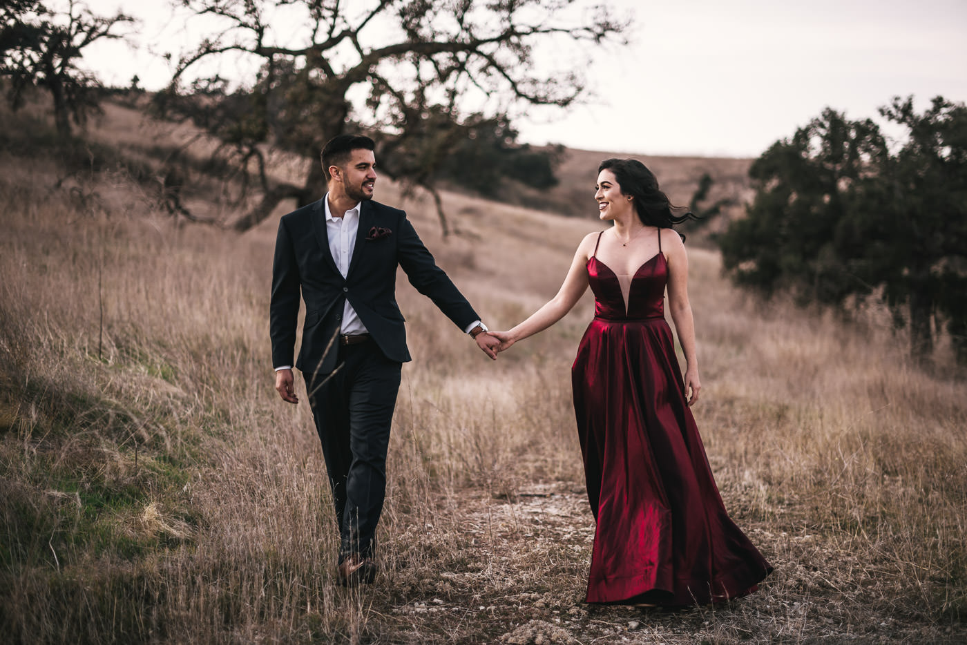 Best southern California wedding photographer shoots a stunning engagement session.