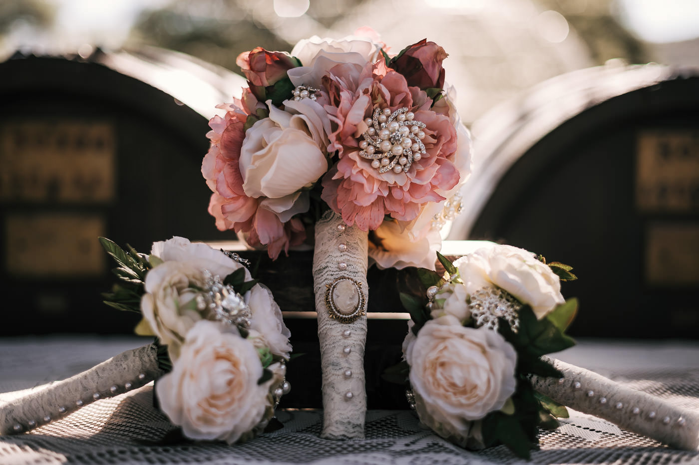 Flowers - Have you always dreamt of having a bouquet? Then get one. Have a florist local to your destination put something together you can pick up the day before or head to the local market the morning of and do it yourself.