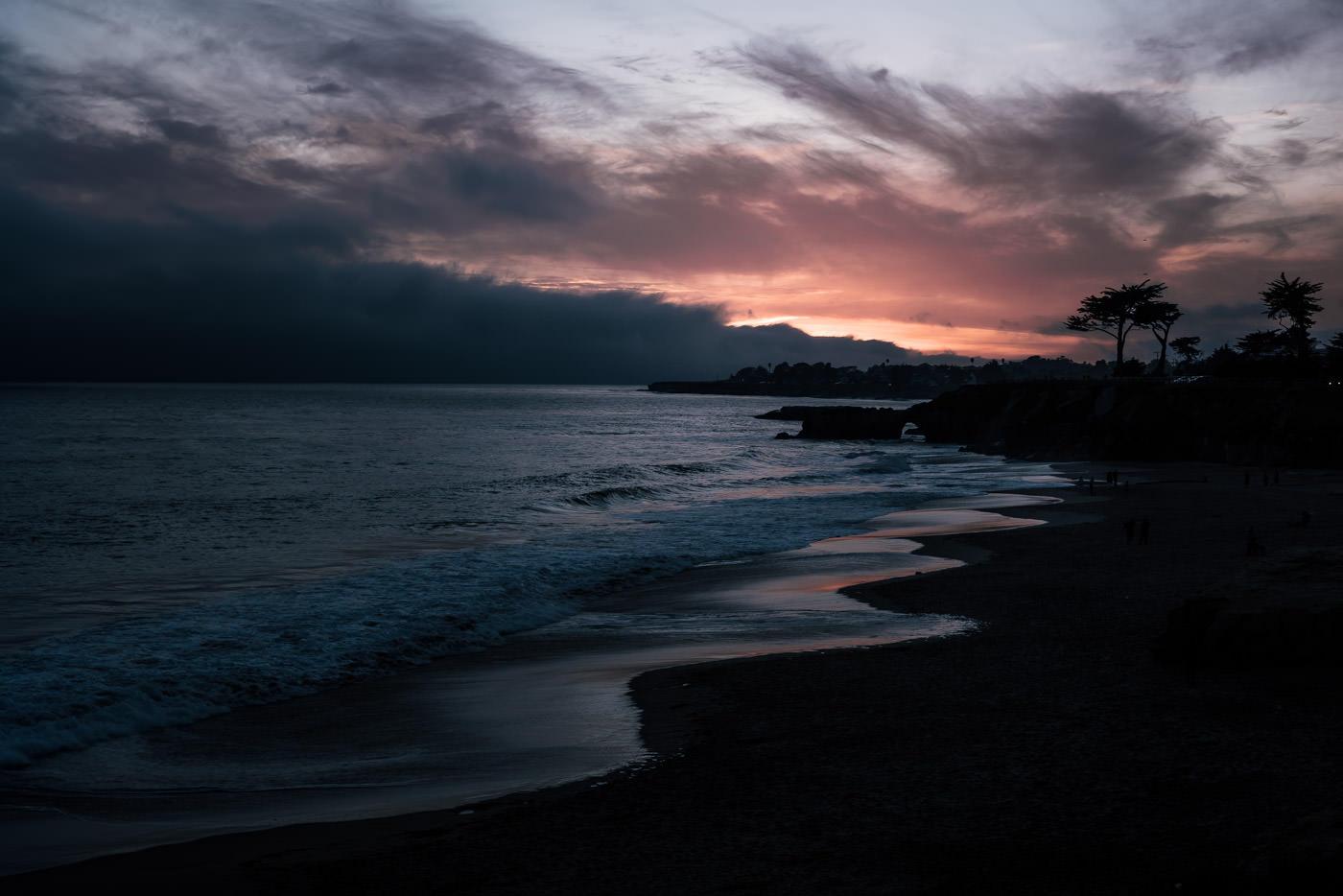 Best places to elope in California, Santa Cruz.