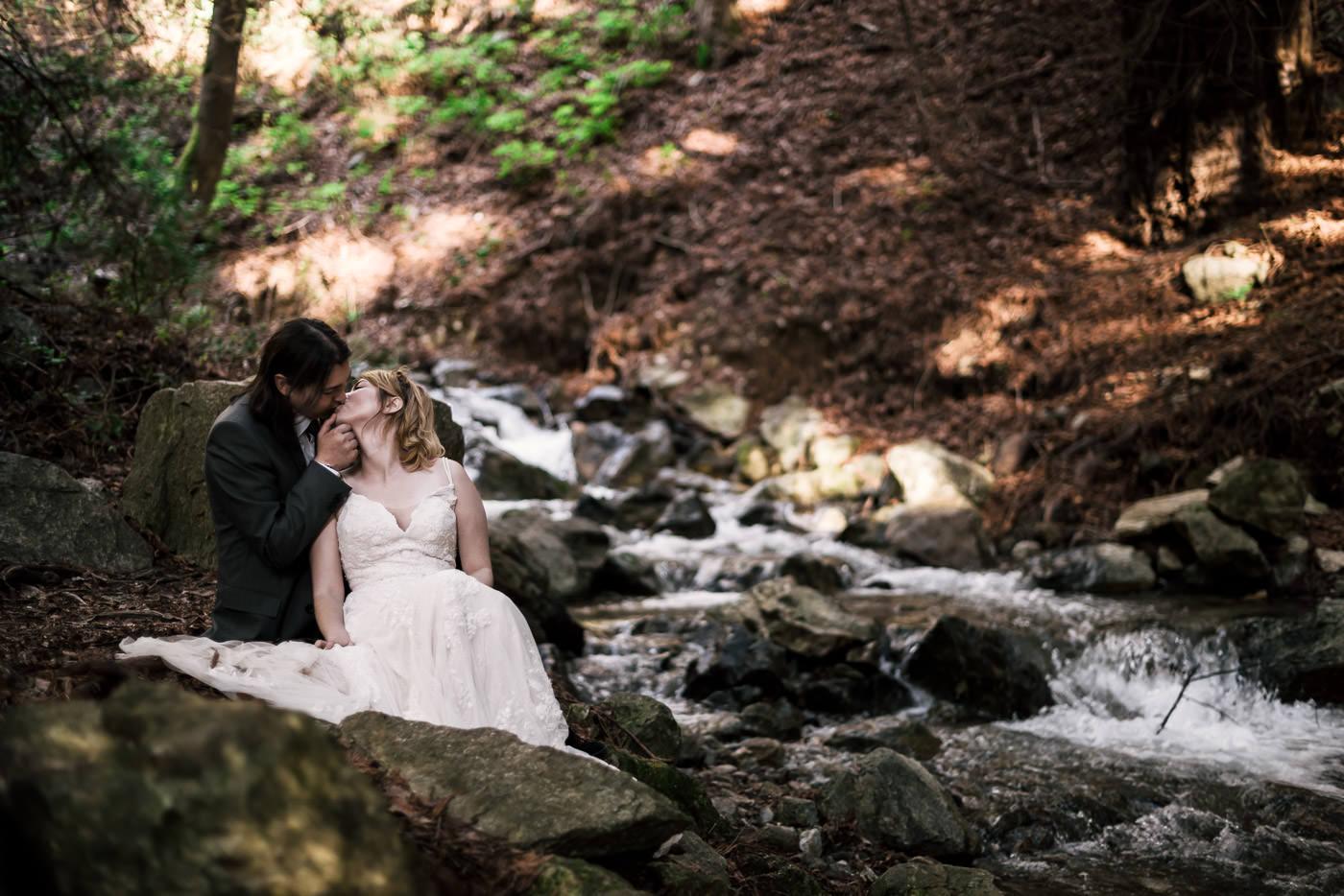 Big Sur wedding photographer.