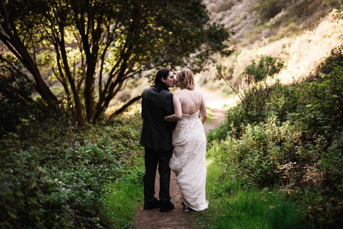 Wedding photographer near Monteray California.