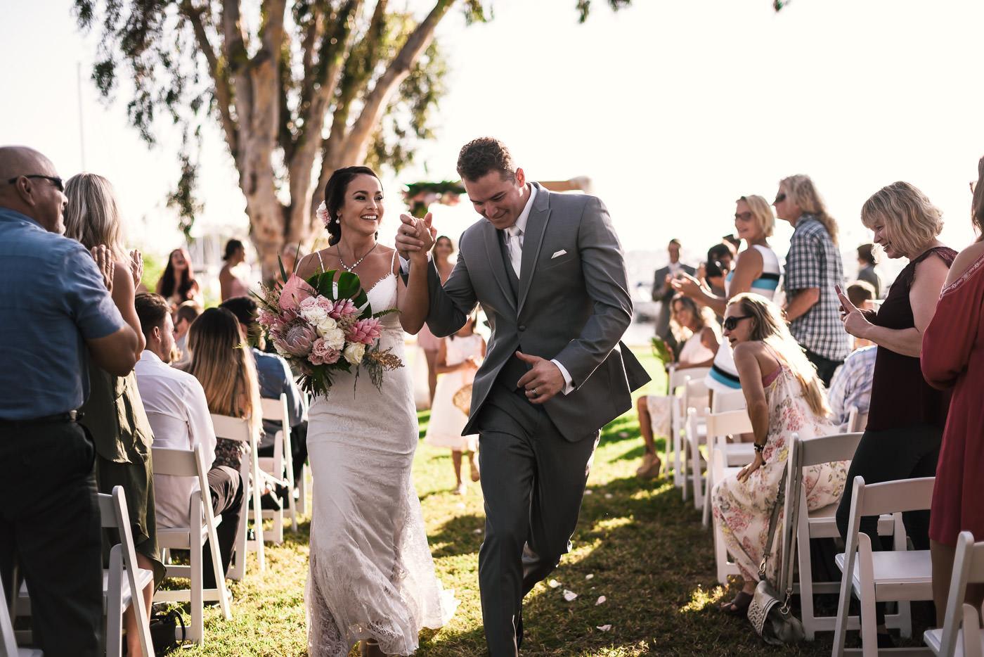 Wedding photographer near San Diego California.
