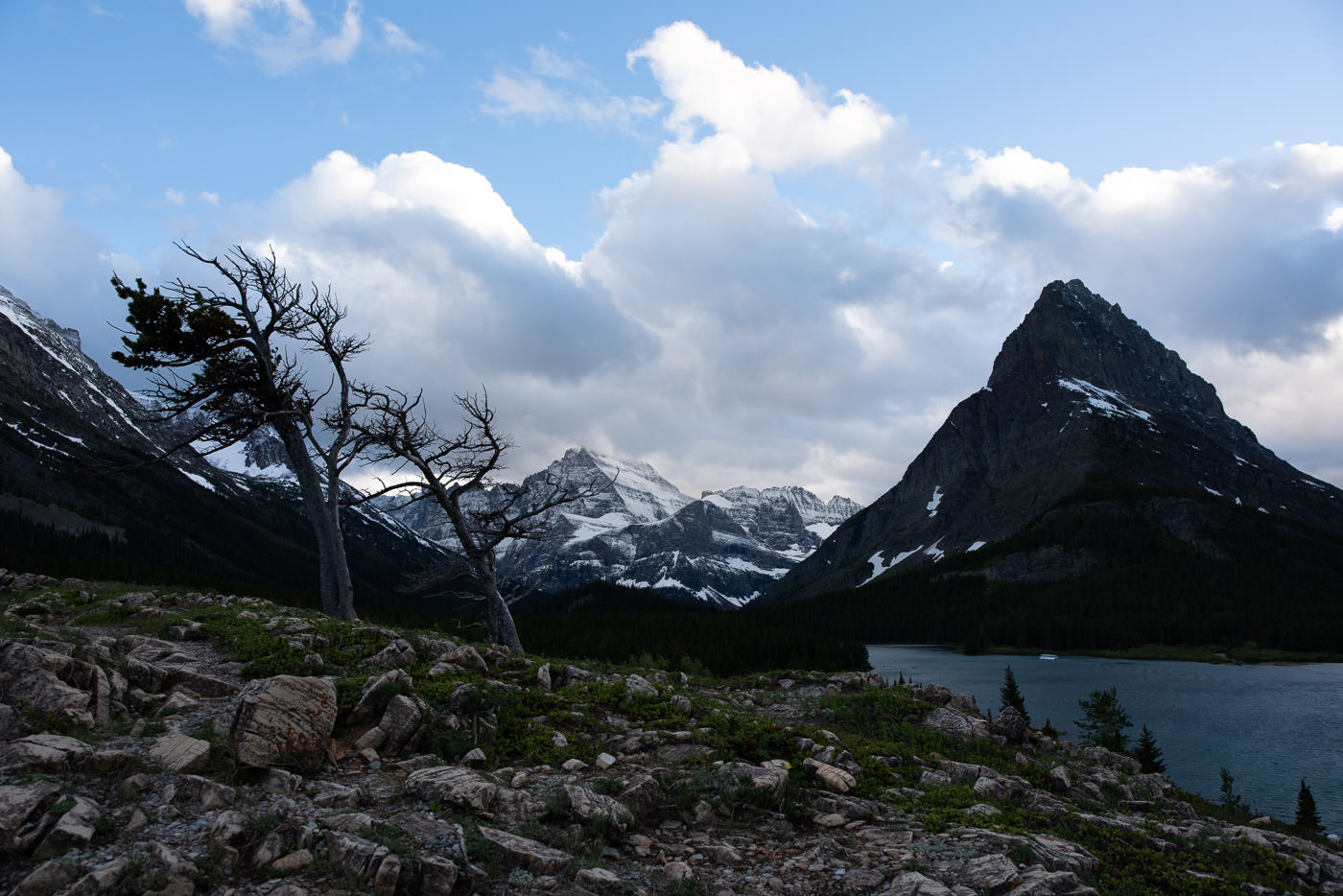 Glacier National Park, Montana - As wild as it is beautiful. Discover my wedding package options for the crown of the continent in Glacier National Park Montana.