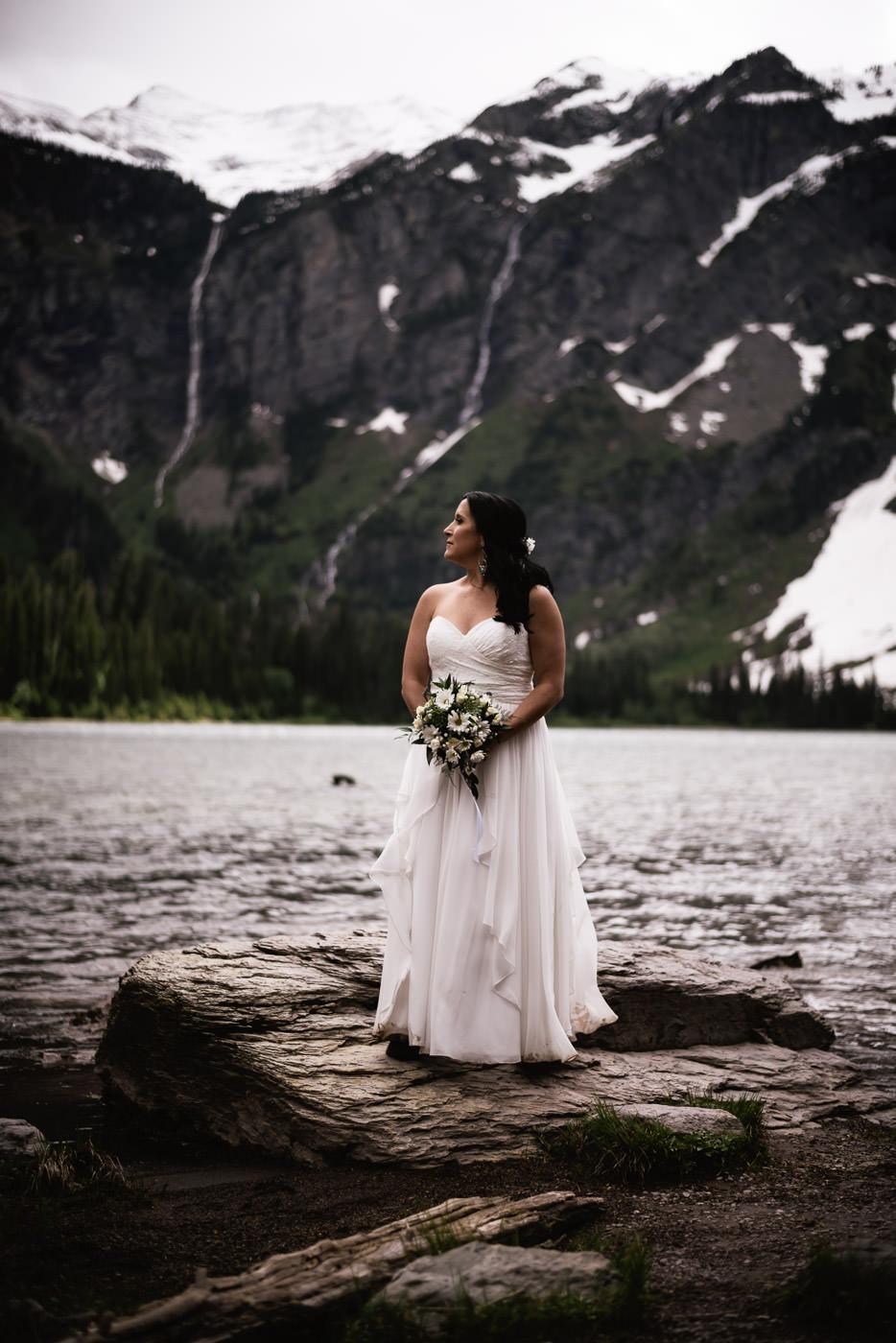 National Park elopement photographer for adventurous couples.