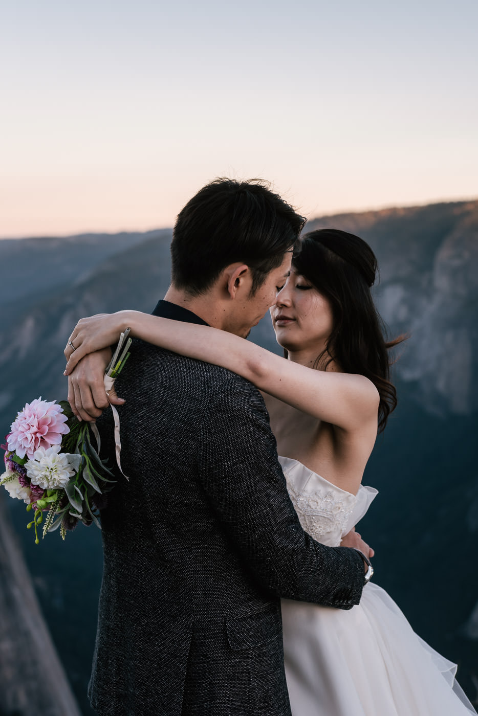 Intimate wedding photography for adventurous souls.