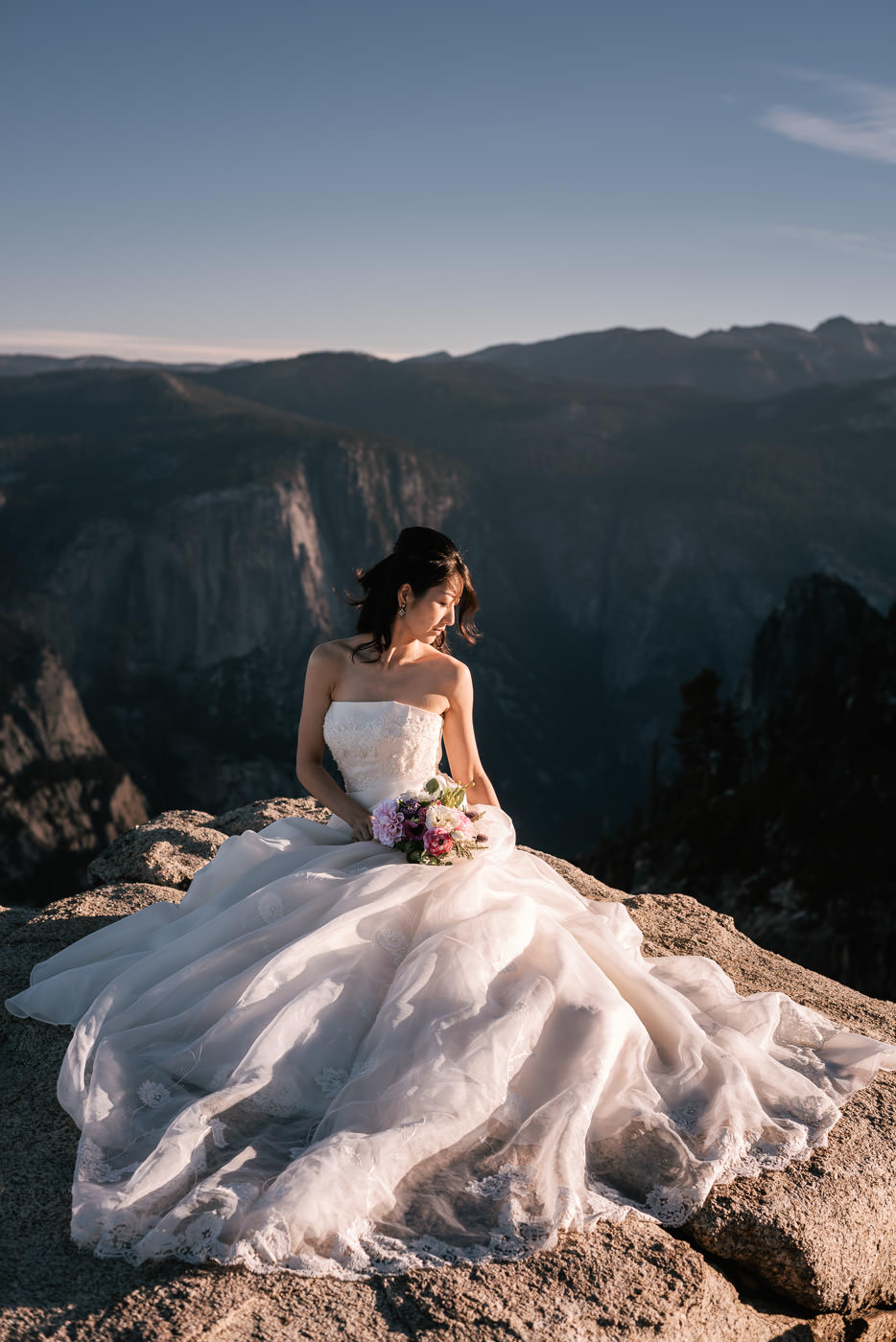 Best outdoor elopement photographer in the United States.