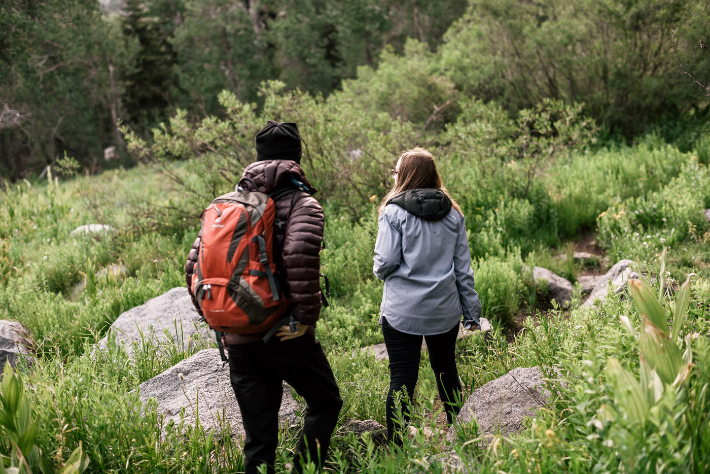 Make it a Backcountry Elopement IN THE US AND CANADA + $500 - NO ADDITIONAL TRAVEL COSTSMore info to come!