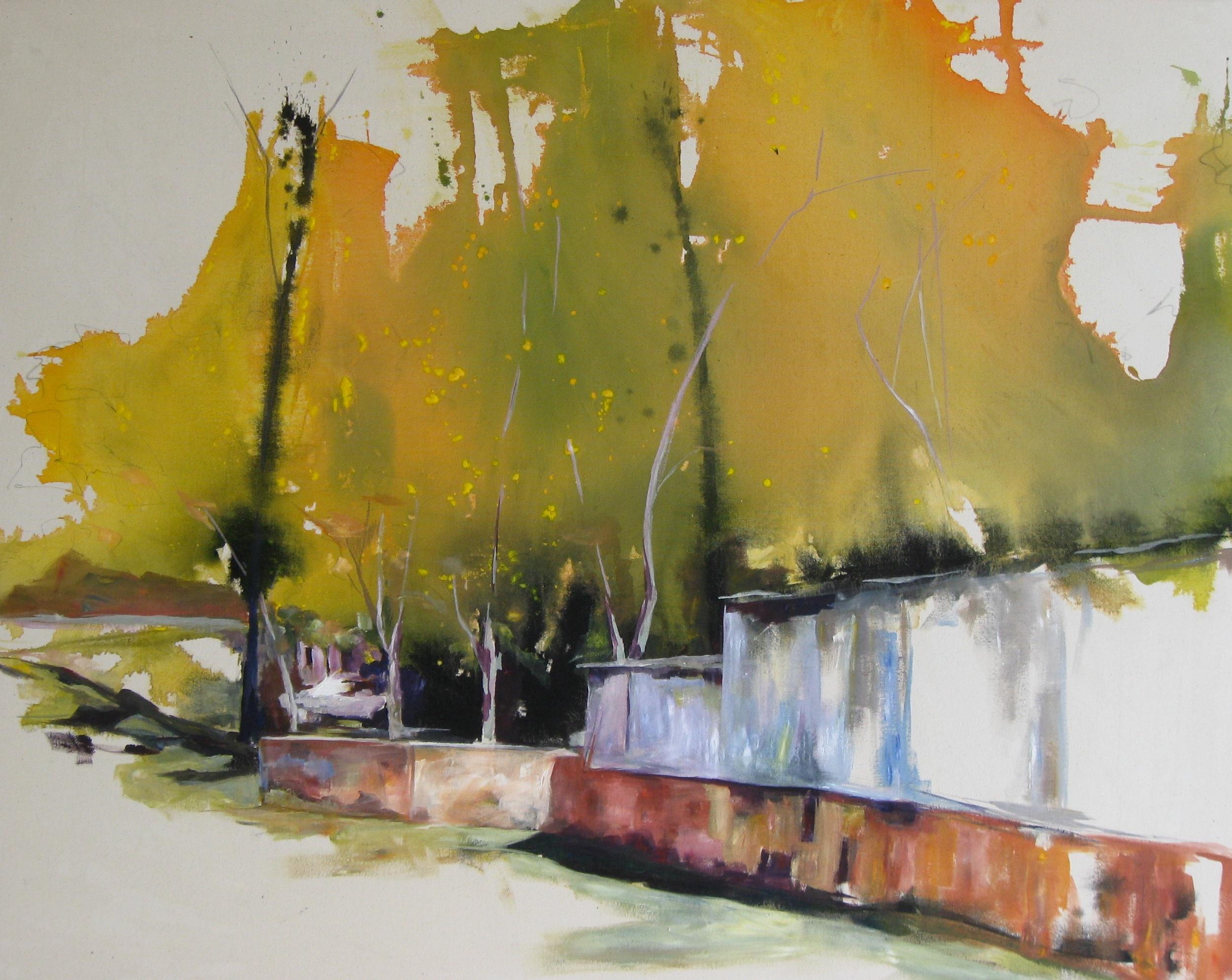 French Landscape 2