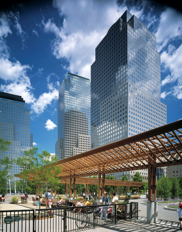 Kowsky Park, NYC  Designed by: Weisz + Yoes (WXY) Architecture