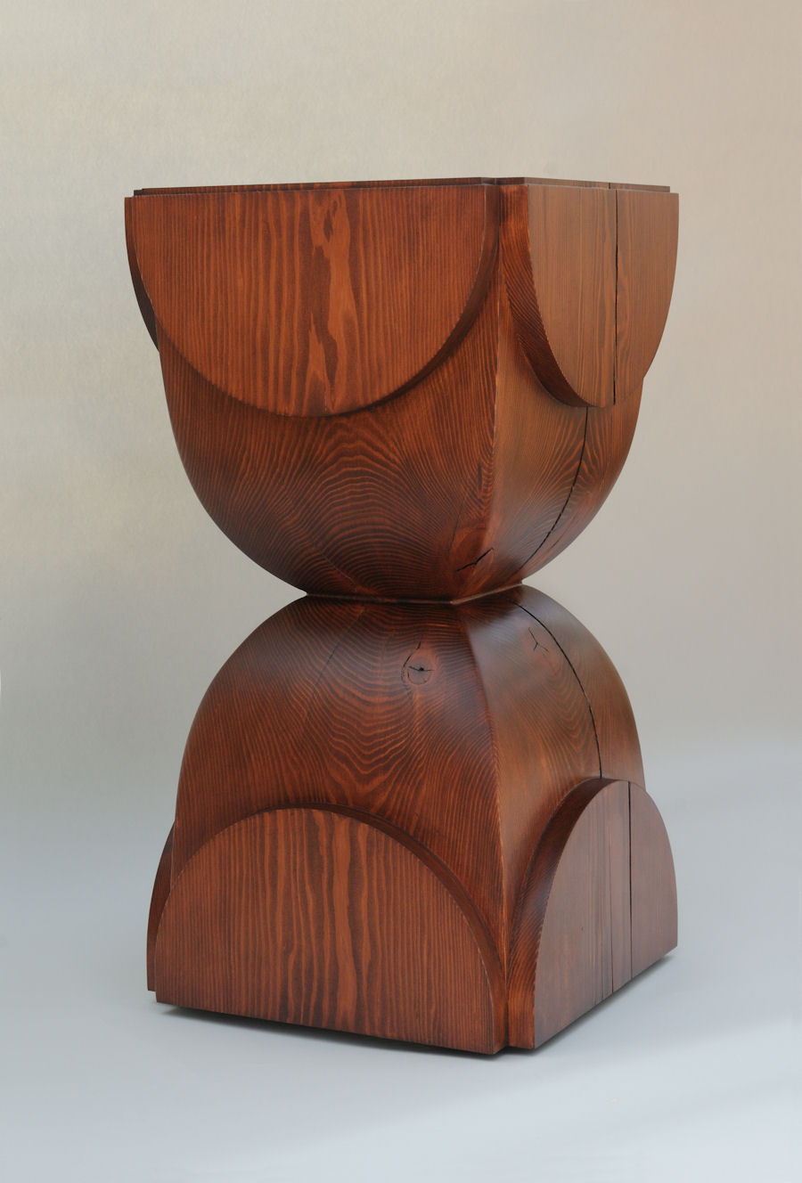 Sculpted Pedestal for Retail Display