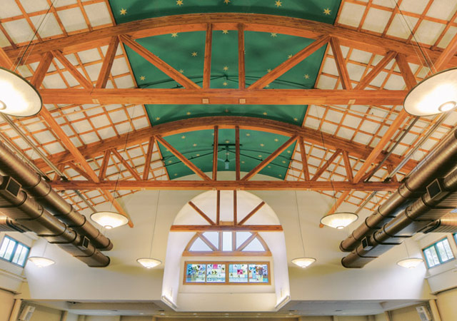 Bow String Truss
