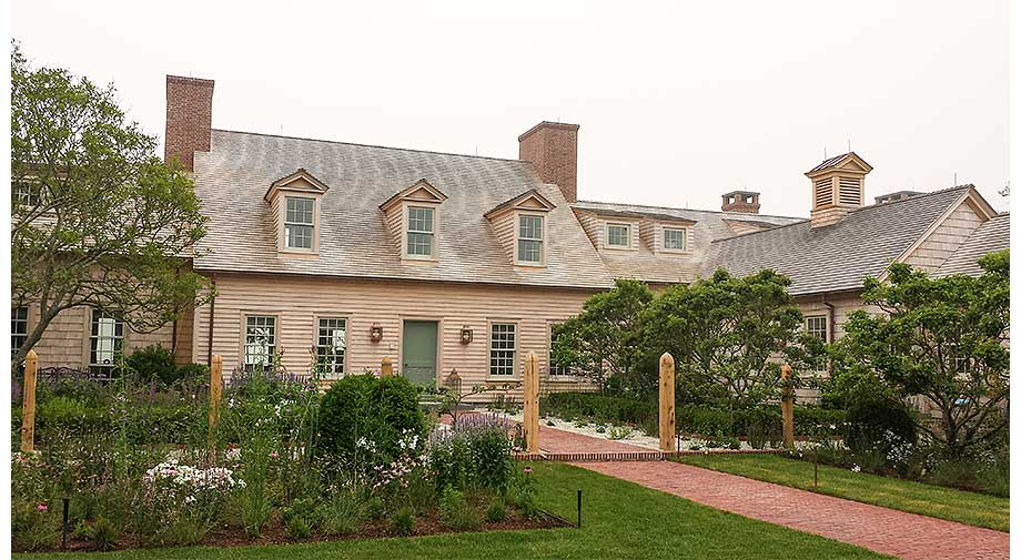 Elegant Beachfront Colonial
