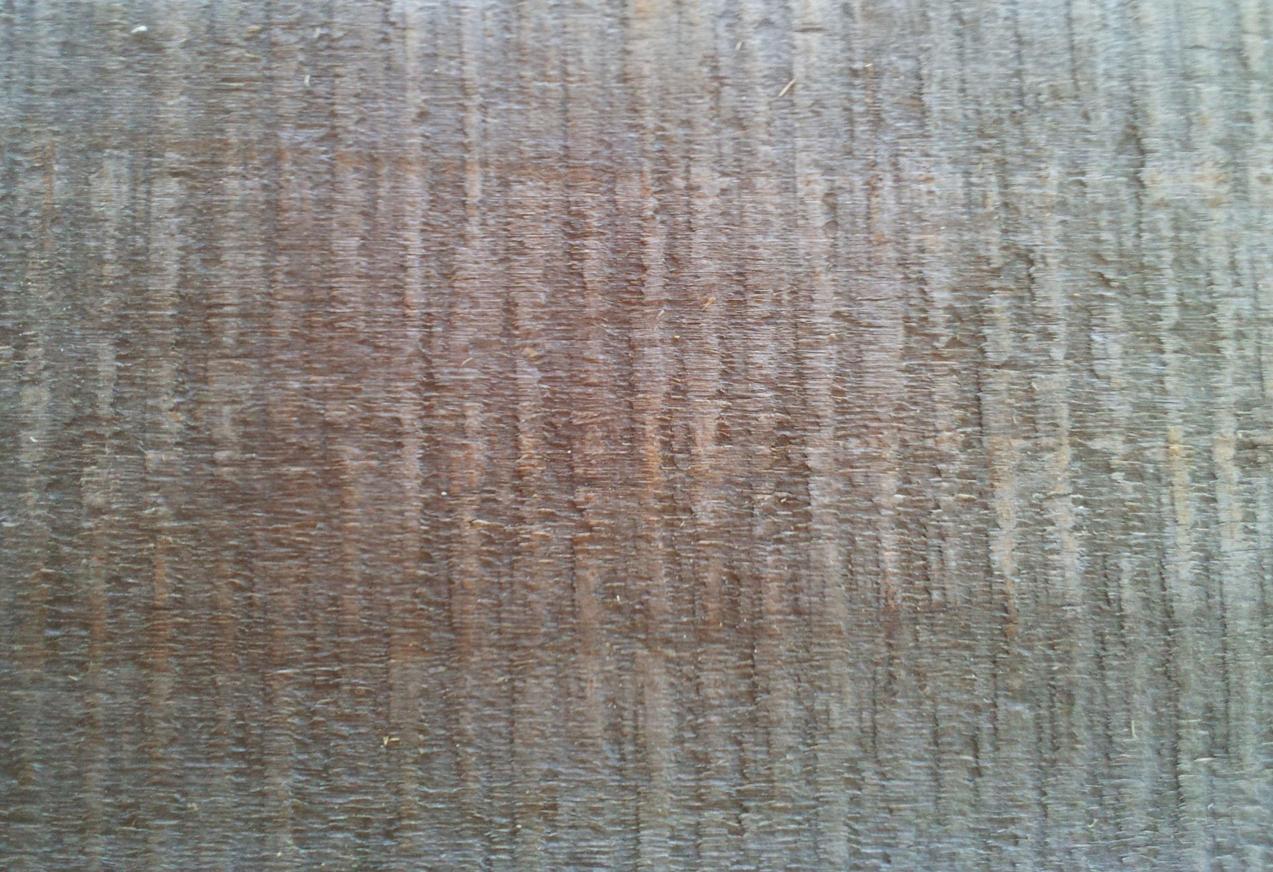 Bandsaw surface