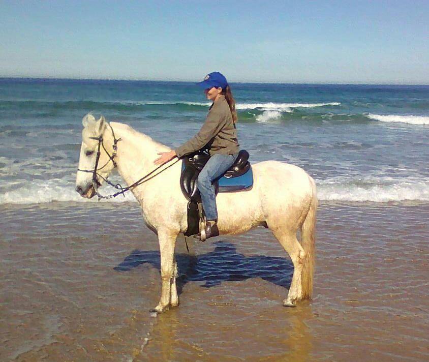 Beachonhorseback