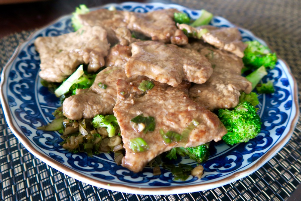 My Dad's Taiwanese Pork Chops — lynn chen