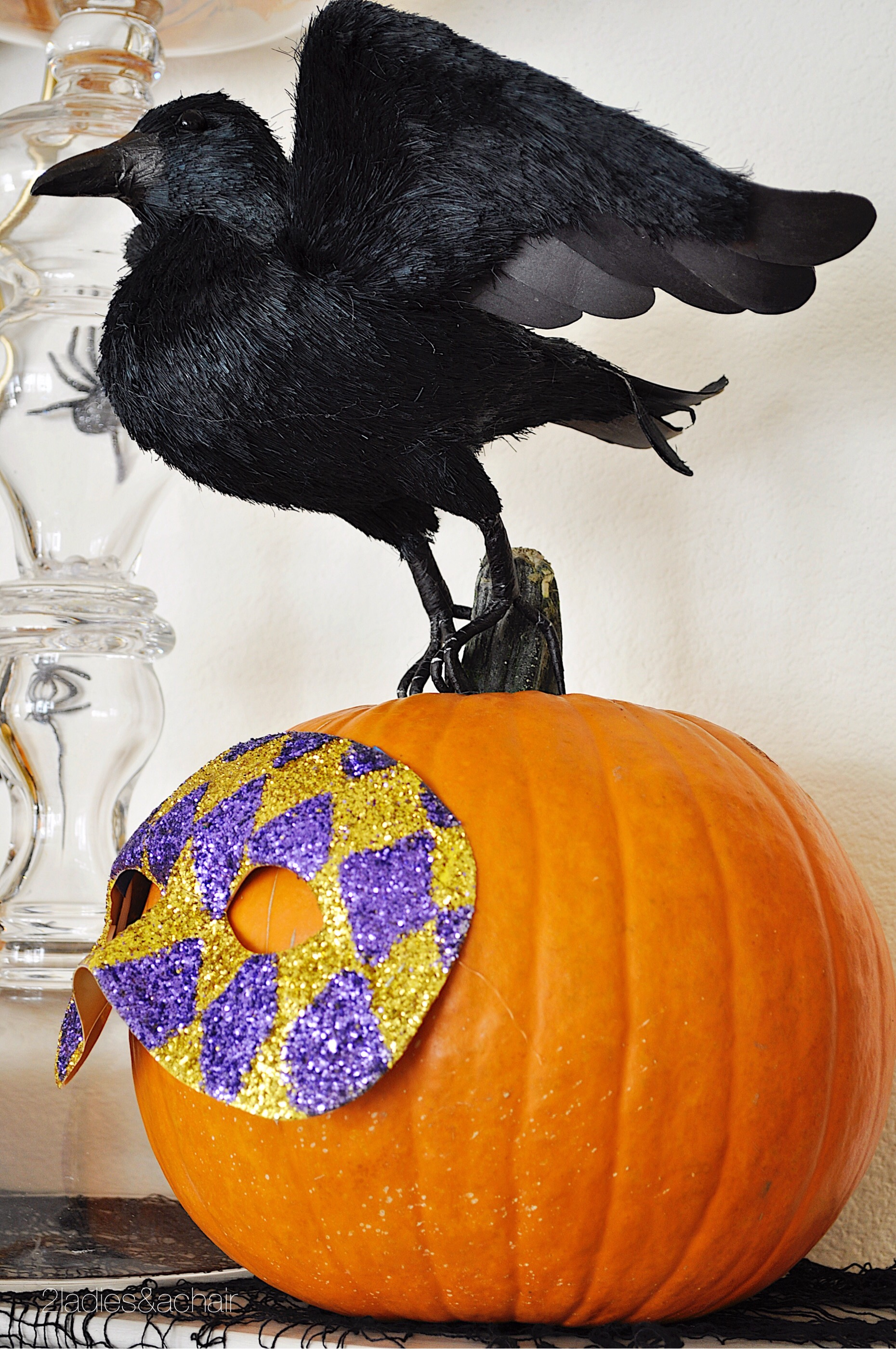 halloween mantel decorations FullSizeRender(88).jpg