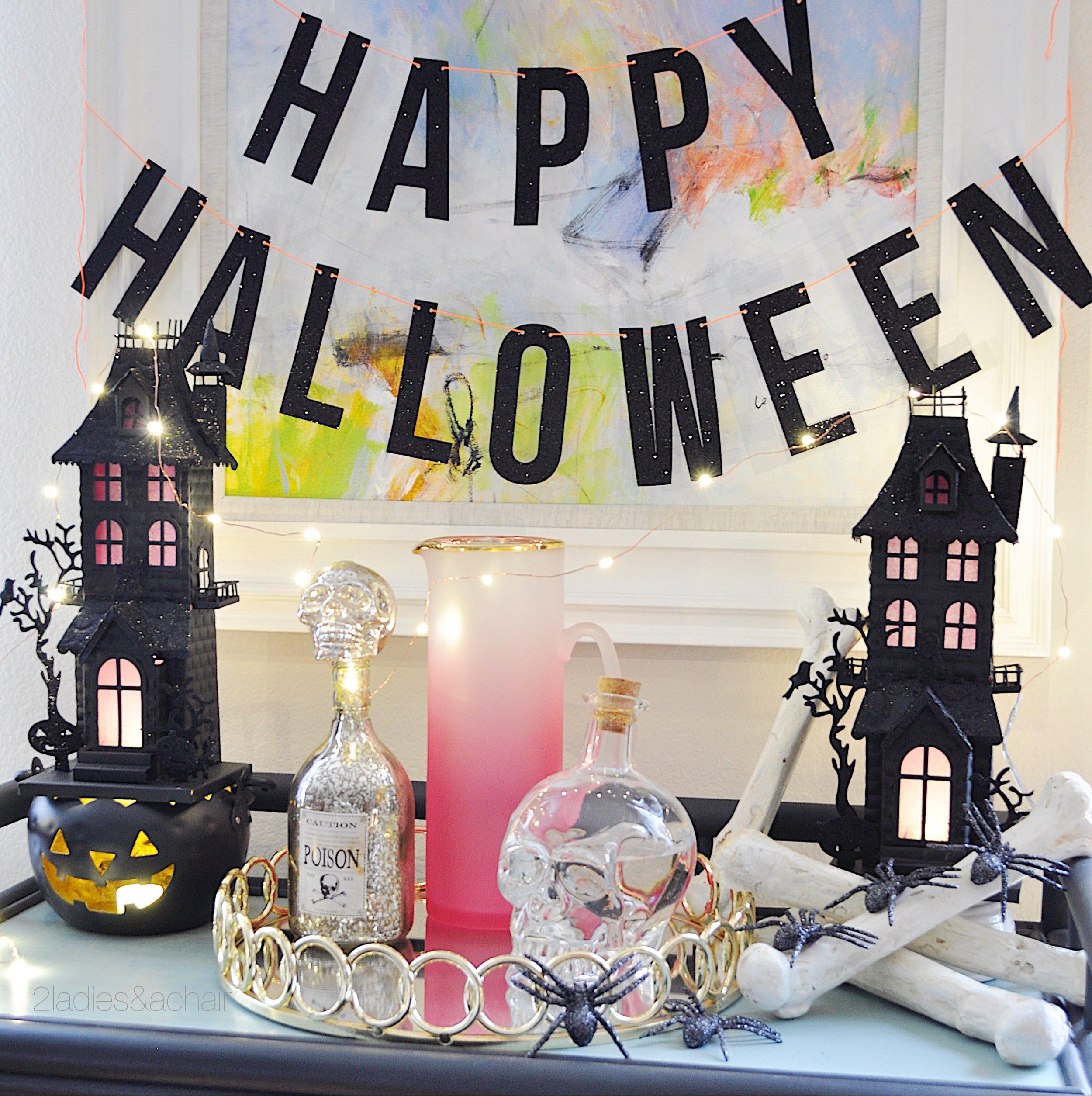 bar cart decorating ideas for halloween IMG_8296.JPG