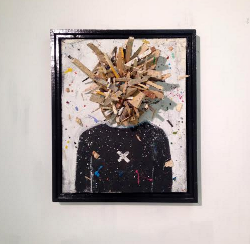 '13, Self-Portrait, 2012'