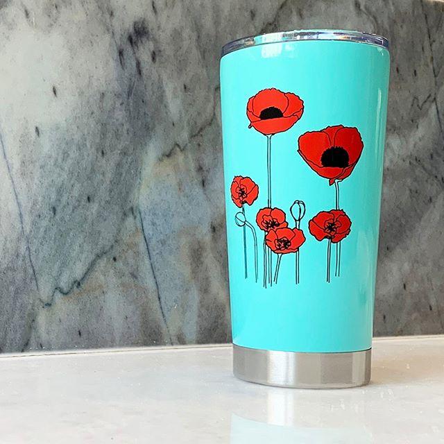 Minty fresh poppy blooms! ⠀⠀⠀⠀⠀⠀⠀⠀⠀ .⠀⠀⠀⠀⠀⠀⠀⠀⠀ .⠀⠀⠀⠀⠀⠀⠀⠀⠀ .⠀⠀⠀⠀⠀⠀⠀⠀⠀ .⠀⠀⠀⠀⠀⠀⠀⠀⠀ .⠀⠀⠀⠀⠀⠀⠀⠀⠀ #Poppies #Poppy #Bloom #Superbloom #WildflowerSuperBloom #Wildflowers #CaliforniaBloom #CaliforniaSuperBloom #Spring #Flowers#Floral #FloralMug #SpringFlowers #SpringHasSprung #Coffee #CoffeeMug #CoffeeLover #CoffeeAddict #Mug #MufOfTheDay #CuteMug #CuteCoffeeMug #Barista #Espresso #CoffeeTime #CoffeeCup #Mint #Red #OneVessel #LoveOneVessel