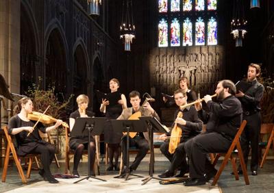 Case Collegium Musicum at Trinity Cathedral, Cleveland