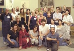 Intensive course at Master Nelson Shanks Art School. For more, visit:  Studio Incamminati