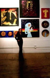 Collective art event, on a full floor, Eickholt Gallery