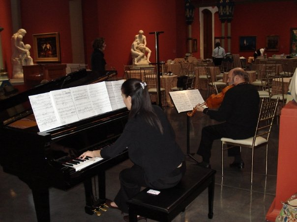 """Dress rehearsal of """"The Raven"""" by Gerald Elias at Philadelphia Academy of Fine Arts"""