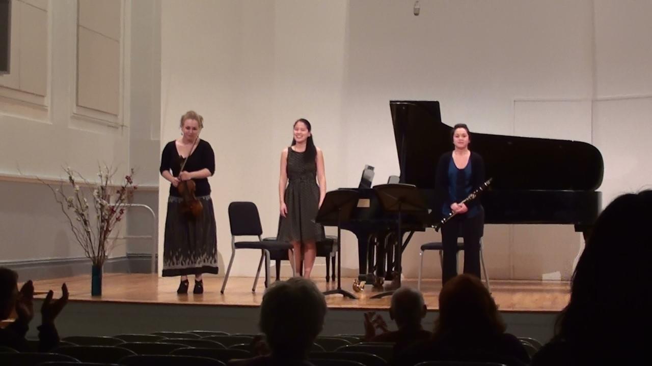 Manhattan School of Music Winter Chamber Festival