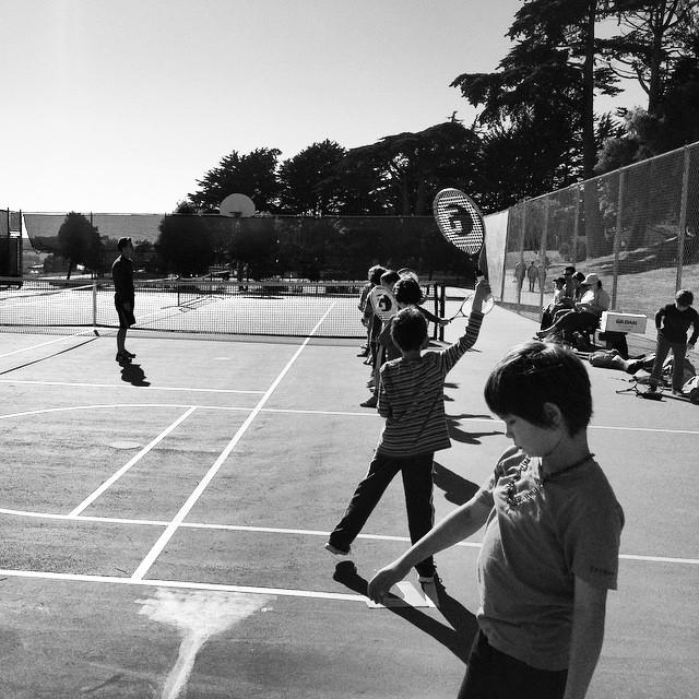 ANTS Oakland has been crushing it! #ilovetennis #tennispro #tennis #youthtennis #youthsports #ownyourownbusiness #dowhatyoulove #juniortennis