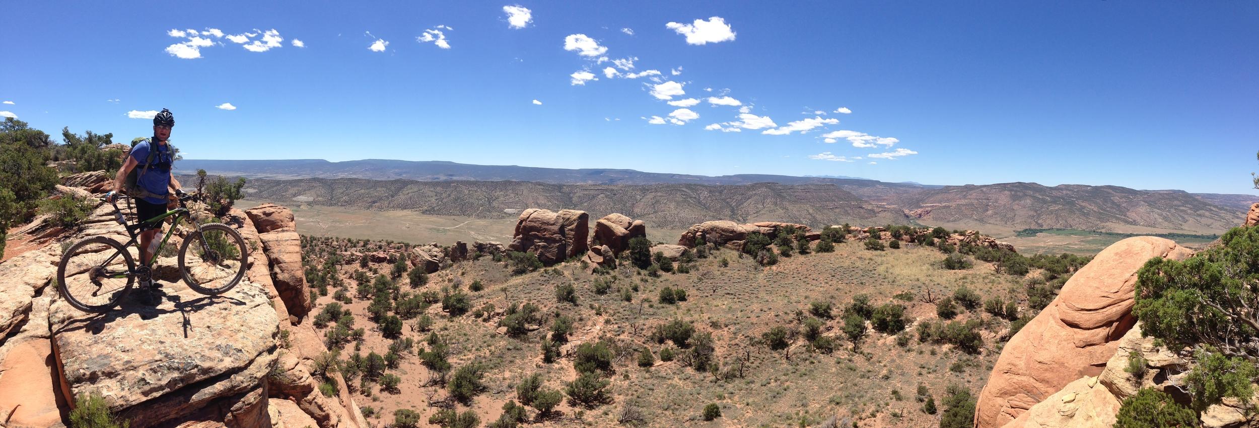 dry valley views