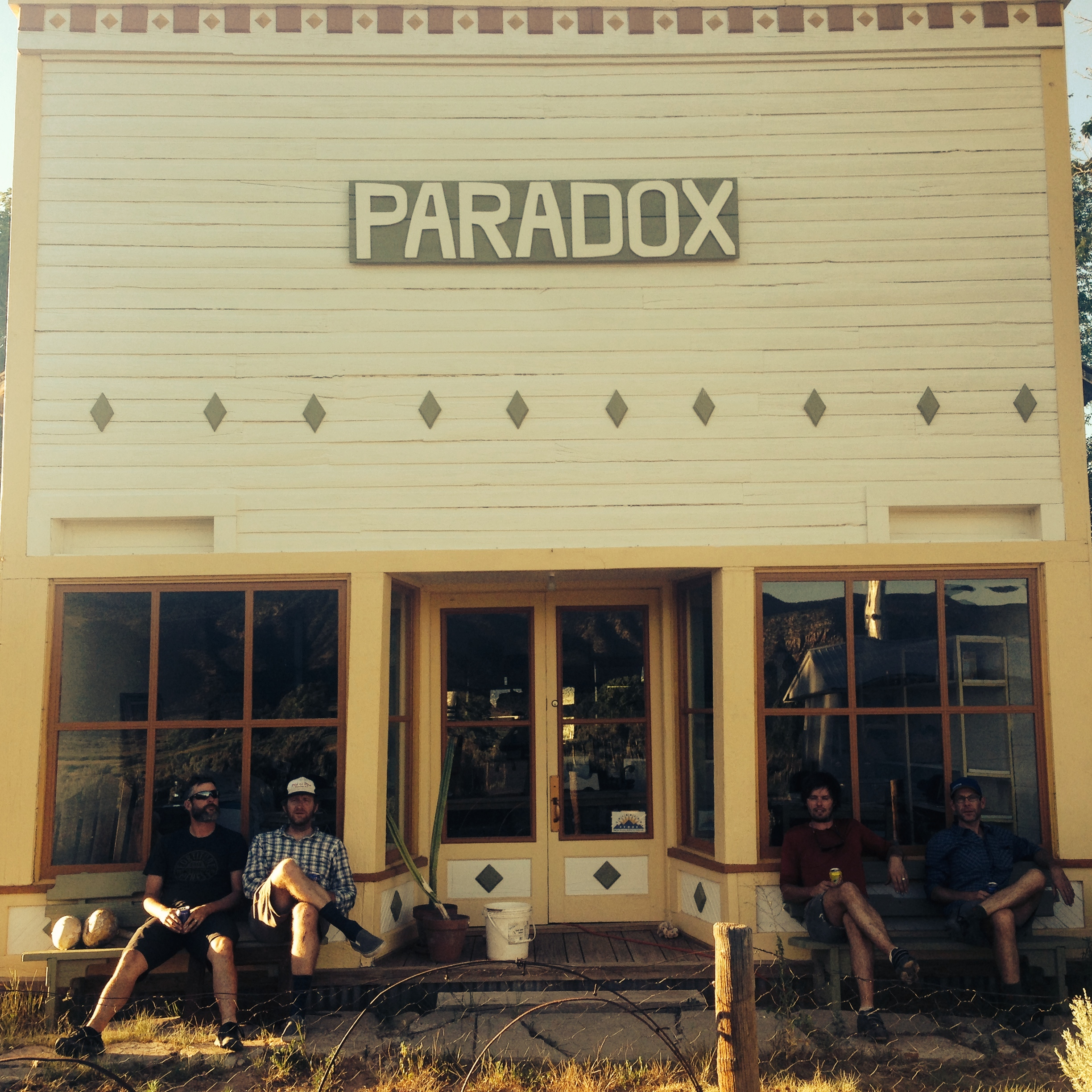 A welcome respite in the desert: The Paradox Cafe